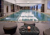 отель Maristella Club: Закрытый бассейн