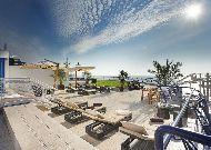 отель Maristella Club: Открытая терраса