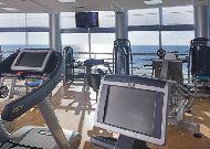 отель Maristella Club: Фитнес-центр