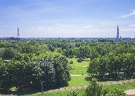 отель Bellevue Park Hotel Riga: Парк Победы