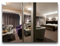 отель Bellevue Park Hotel Riga: Apartments