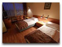 отель Bellevue Park Hotel Riga: Номер standard