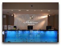 отель Bellevue Park Hotel Riga: Ресепшен