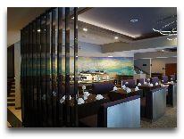 отель Bellevue Park Hotel Riga: Ресторан Park