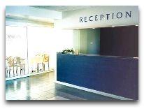 отель Maritime: Ресепшен