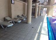 отель City Palace Tashkent: Бассейн отеля