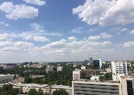 отель City Palace Tashkent: Вид из отеля
