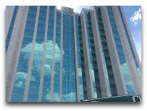 отель City Palace Tashkent: Фасад отеля