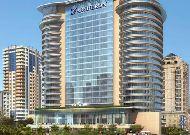 отель JW Marriott Absheron Baku: Фасад отеля
