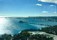 отель JW Marriott Absheron Baku: Вид с бассейна