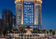 отель JW Marriott Absheron Baku: Фасад