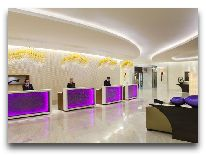 отель JW Marriott Absheron Baku: Ресепшен