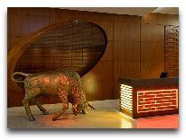 отель JW Marriott Absheron Baku: Ресторан Fireworks