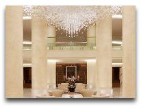 отель JW Marriott Absheron Baku: Холл перед конференц центром