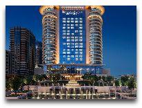 отель JW Marriott Absheron Baku: Отель