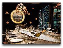 отель JW Marriott Absheron Baku: OroNero Bar & Ristorante