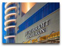 отель JW Marriott Absheron Baku: Вход в отель