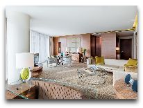 отель JW Marriott Absheron Baku: Президентский Suite