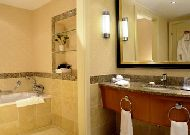 отель Hotel Marriott Copenhagen: Ванная номер Suite