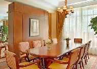 отель Hotel Marriott Copenhagen: Зона столовой номер Royal Suite