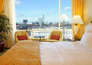 отель Hotel Marriott Copenhagen: Номер Deluxe Tivoli