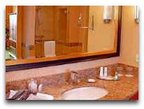 отель Hotel Marriott Copenhagen: Ванная Junior Suite