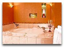 отель Hotel Marriott Copenhagen: Ванная Royal Suite