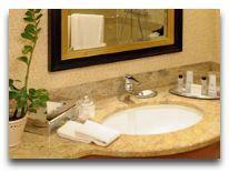 отель Hotel Marriott Copenhagen: Ванная номер Executive