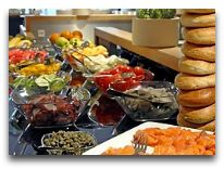 отель Hotel Marriott Copenhagen: Завтрак