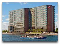 отель Hotel Marriott Copenhagen: Здание отеля