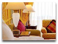 отель Hotel Marriott Copenhagen: Номер Suite