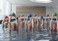 отель Marstrands Havshotell: Занятия в бассейне