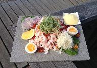 отель Marstrands Havshotell: Обед