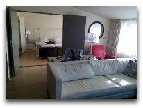 отель Marstrands Havshotell: Номер Suite