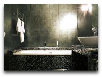 отель Marstrands Havshotell: Ванная в номере Suite