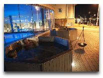 отель Marstrands Havshotell: Горячие ванны