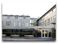 отель Marstrands Havshotell: Здание отеля
