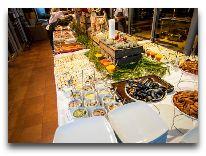 отель Marstrands Havshotell: Шведский стол