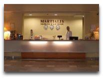 отель Martialis: Ресепшен