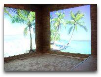 отель Marxal Resort & Spa: Лечебный песок