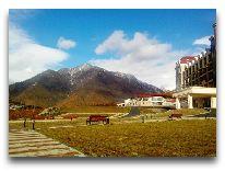 отель Marxal Resort & Spa: Территория осенью