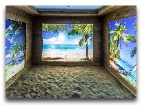 отель Marxal Resort & Spa: Песчанная комната