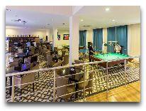 отель Marxal Resort & Spa: Бильярдная