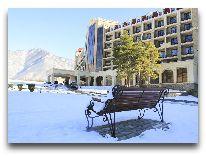 отель Marxal Resort & Spa: Территория зимой