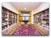 отель Marxal Resort & Spa: Библиотека