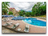 отель Marxal Resort & Spa: Открытый бассейн