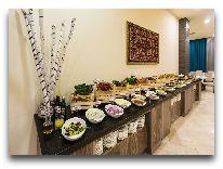 отель Marxal Resort & Spa: Шведский стол