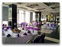 отель Maryotel: Ресторан отеля