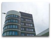 отель Maryotel: Фасад отеля