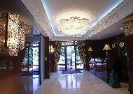 отель Maxim Pasha: Холл